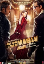 Once Upon a Time in Mumbai Dobaara! (2013) afişi