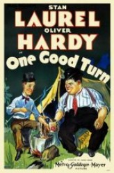 One Good Turn (ı) (1931) afişi