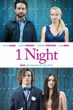 One Night (2016) afişi