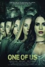 One of Us (2017) afişi