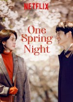 One Spring Night (2019) afişi