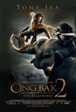Ong Bak 2 (2008) afişi