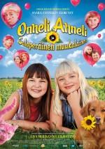 Onneli, Anneli ja salaperäinen muukalainen (2017) afişi