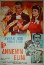 Öp Annenin Elini (1964) afişi