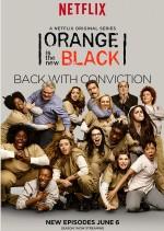 Orange Is the New Black Sezon 2 (2014) afişi