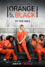 Orange Is the New Black Sezon 6 (2018) afişi