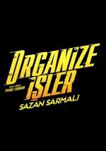 Organize İşler 2: Sazan Sarmalı (2019) afişi