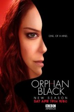Orphan Black Sezon 4 (2016) afişi