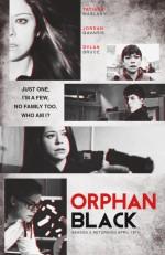 Orphan Black Sezon 3 (2015) afişi
