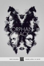 Orphan Black Sezon 5 (2017) afişi