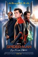 Örümcek Adam: Evden Uzakta (2019) afişi