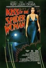 Örümcek Kadının Öpücüğü (1985) afişi