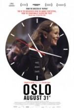 Oslo, 31. August (2011) afişi