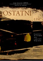 Ostatni lisc (1973) afişi