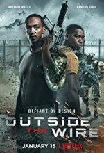 Outside the Wire (2021) afişi