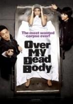 Over My Dead Body (2012) afişi