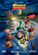 Oyuncak Hikayesi 3 (2010) afişi