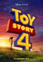 Oyuncak Hikayesi 4 (2019) afişi