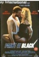 Paint It Black (1989) afişi