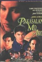 Pakasalan Mo Ako (1991) afişi