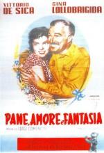 Pane, Amore E Fantasia (1953) afişi