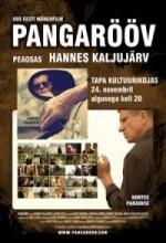 Pangarööv (2009) afişi