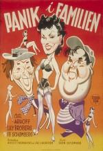 Panik I Familien (1945) afişi