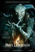 Pan'ın Labirenti (2006) afişi