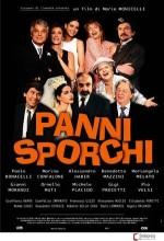 Panni Sporchi (1999) afişi