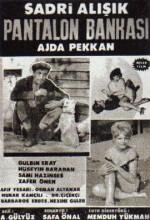 Pantolon Bankası (1965) afişi