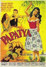 Papatya (1956) afişi