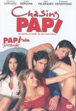 Papi'nin Peşinde (2003) afişi