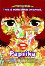 Paprika (2006) afişi