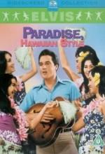 Paradise, Hawaiian Style (1966) afişi