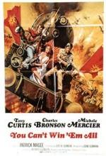Paralı Askerler (1970) afişi