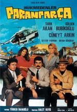 Paramparça (1986) afişi