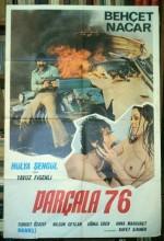 Parçala Behçet (1972) afişi