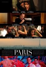 Paris (2008) afişi