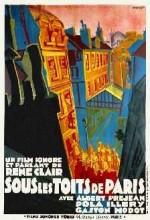Paris Damları Altında (1930) afişi