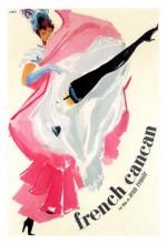 Paris Eğleniyor (1954) afişi