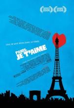 Paris, Seni Seviyorum (2006) afişi
