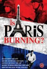 Paris Yanıyor