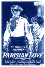 Parisian Love (1925) afişi
