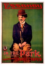 Parkda (1915) afişi