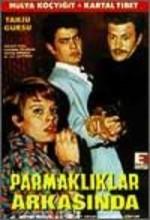 Parmaklıklar Arkasında (1967) afişi