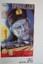 Parmaksız Salih (1950) afişi