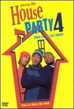 Parti Evi (2001) afişi