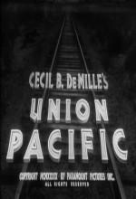 Pasifik Hattı (1939) afişi