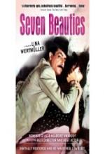Pasqualino Settebellezze (1975) afişi