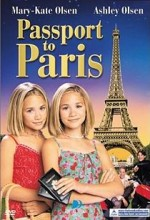 Passport To Paris (1999) afişi